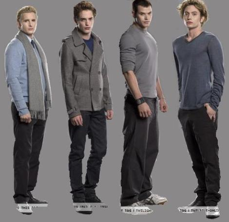 THE CULLENS GUYS